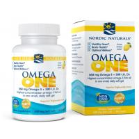 Omega One - Omega 3 560 mg + Witamina D3 500 IU (30 kaps.) Nordic Naturals