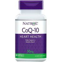 Koenzym Q10 50 mg (60 kaps.) Natrol