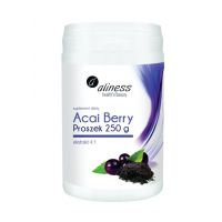Acai Berry - Jagody Acai (250 g) Aliness