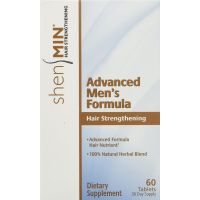 Shen Min Advanced Men's Formula Hair Strengthening (60 tabl.) Natrol