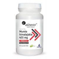 Mumio himalajskie (Shilajit extract) 400 mg (90 kaps.) Aliness