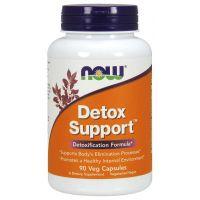 Detox Support - Oczyszczanie Organizmu (90 kaps.) NOW Foods