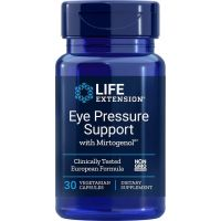 Eye Pressure Support with Mirtogenol - Ekstrakt z Borówki Czarnej i Pycnogenol (30 kaps.) Life Extension