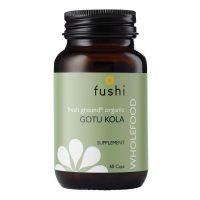BIO Gotu Kola - Wąkrota Azjatycka 370 mg (60 kaps.) Fushi