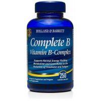 Complete B - kompleks witamin z grupy B (250 tabl.) Holland & Barrett