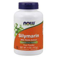 Silymarin - Sylimaryna z Ostropestu Plamistego (113 g) NOW Foods
