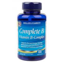 Complete B - kompleks witamin z grupy B (100 tabl.) Holland & Barrett