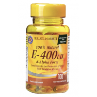 Witamina E 400 IU (100 kaps.) Holland & Barrett