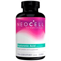 Hyaluronic Acid - Kwas Hialuronowy 120 mg (60 kaps.) NeoCell
