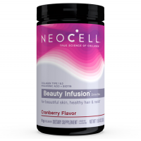 Beauty Infusion - Kolagen typu I i III + Kwas Hialuronowy + Biotyna (330 g) NeoCell