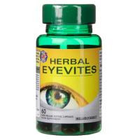 Herbal Eyevites - Czarna Borówka + Luteina (60 kaps.) Holland & Barrett