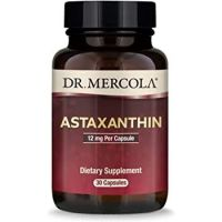 Astaxanthin - Astaksantyna 12 mg (30 kaps.) Dr Mercola