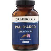 Pau D'Arco 500 mg (120 kaps.) Dr Mercola