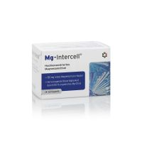 Magnez /cytrynian magnezu/ 150 mg - Mg-Intercell® (60 kaps.) Intercell Pharma