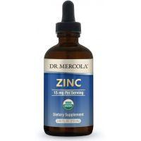 Zinc - Cynk w płynie (115 ml) Dr Mercola