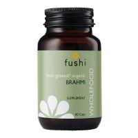 Bakopa (Brahmi) - Bacopa Monnieri BIO 280 mg (60 kaps.) Fushi