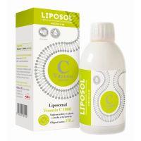 Witamina C Liposomalna o smaku cytrynowym - Liposol C 1000 (250 ml) Aliness