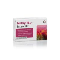 Methyl B12 - Intercell® - Witamina B12 500 mcg (90 kaps.) Intercell Pharma