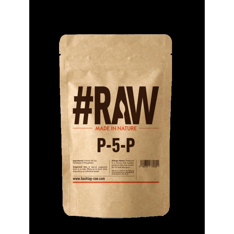 Witamina B6 P-5-P (100 g) RAW series