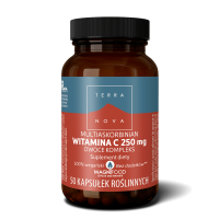 Witamina C 250 mg (50 kaps.) Terranova