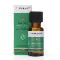 100% Olejek z Drzewa Herbacianego (Tea Tree) - BIO Drzewo Herbaciane (20 ml) Tisserand