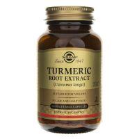 Turmeric Root Extract - Wyciąg z korzenia Kurkumy (60 kaps.) Solgar