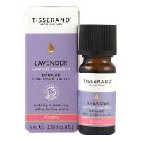 100% Olejek Lawendowy (Lavender) - BIO Lawenda (9 ml) Tisserand