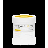 Witamina C 500 mg o przedłużonym uwalnianiu (30 tabl.) Dr. Enzmann MSE