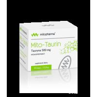 Mito-Taurin - Tauryna 500 mg (90 kaps.) Intercell Pharma