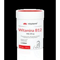 Witamina B12 /metylokobalamina/ 250 mcg (120 kaps.) Dr. Enzmann MSE