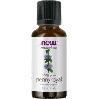 100% Olejek Pennyroyal - Mięta Polej (30 ml) NOW Foods
