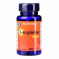 L-Arginina 500 mg (50 kaps.) Holland & Barrett