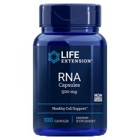 RNA - Kwas Rybonukleinowy 500 mg (100 kaps.) Life Extension