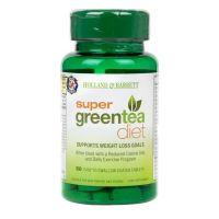 Super Green Tea Diet - Kompleks wspierający odchudzanie (60 tabl.) Holland & Barrett
