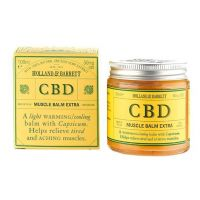 Balsam CBD Muscle Balm Extra (100 ml) Holland & Barrett