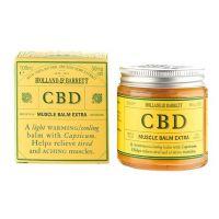 Balsam CBD Muscle Balm Extra (100 ml) Holland & Barrett