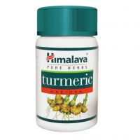 Turmeric Haridra - Kurkuma 400 mg (60 kaps.) Himalaya