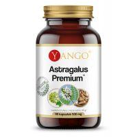 Astragalus Premium™ - Traganek + Dzięgdziel chiński + Kordyceps (90 kaps.) Yango
