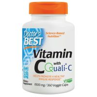 Witamina C Quali-C 1000 mg (360 kaps.) Doctor's Best