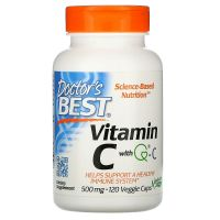 Witamina C Quali-C 500 mg (120 kaps.) Doctor's Best