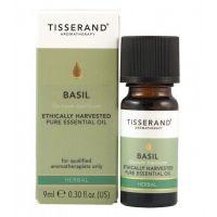 100% Olejek Bazyliowy (Basil) - Bazylia zbierana etycznie (9 ml) Tisserand