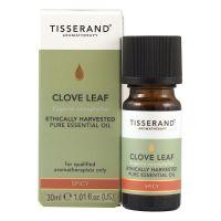 100% Olejek Goździkowy (Clove Leaf) - Goździki zbierane etycznie (30 ml) Tisserand