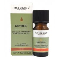 100% Olejek z Gałki Muszkatołowej (Nutmeg) - Gałka Muszkatołowa zbierana etycznie (9 ml) Tisserand
