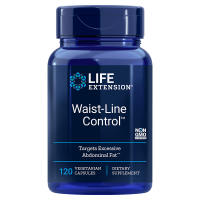 Waist-Line Control - kompleks peptydowy Eatless z Saccharomyces Cerevisiae (120 kaps.) Life Extension