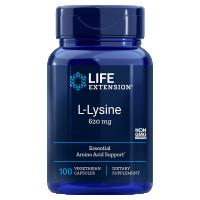 L-Lizyna 620 mg (100 kaps.) Life Extension
