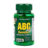 ABC Plus Senior - Zestaw Witamin i Minerałów dla osób powyżej 50 roku (60 tabl.) Holland & Barrett
