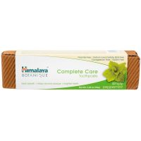 Complete Care Toothpaste Simply Peppermint - miętowa pasta do zębów bez fluoru (150 g) Himalaya