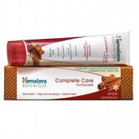 Complete Care Toothpaste Simply Cinnamon- miętowa pasta do zębów z cynamonem, bez fluoru (150 g) Himalaya