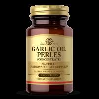 Garlic Oil Perles - Olej z Czosnku 1 mg (100 kaps.) Solgar