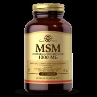 MSM - Siarka Metylosulfonylometan 1000 mg (120 tabl.) Solgar